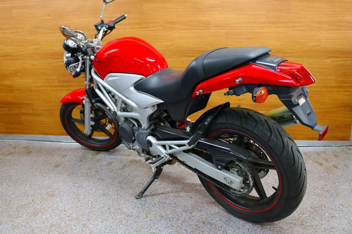 【熊本中古車バイク情報】ホンダ VTR 赤 250cc 【熊本中古車バイク情報】ホンダ VTR 赤 250cc